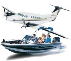 Страхование судов - водного и воздушного транспорта